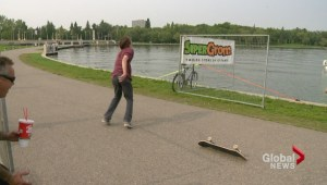 Wakeboarding and concerts draw crowds to Wascana for Summer Invasion