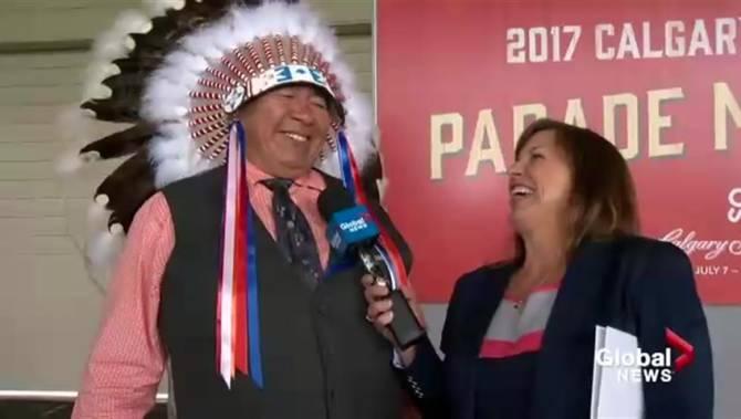 Chiefs Of Treaty 7 Nations Announced As 2017 Calgary