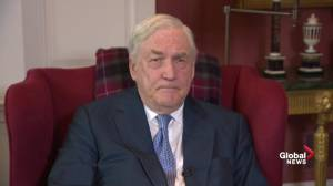 Conrad Black says pardon from Trump is 'exoneration'