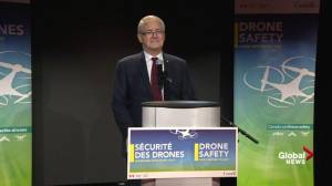 Fines, possible imprisonment for breaking Canada's new drone laws