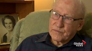 100-year-old Doug Snair may be the luckiest Canadian alive