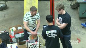 Regina robotics team first in Saskatchewan to compete at world championships