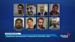 Toronto police say 'significant development' expected in Bruce McArthur case