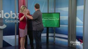 Dance classes with the U of S Ballroom Dancing Club