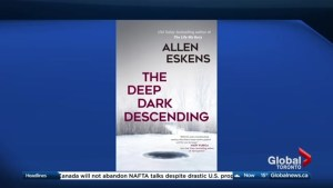 Author Allen Eskens gets dark in his novel, 'The Deep Dark Descending'