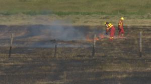 Southern Alberta heat wave raises wildfire concerns
