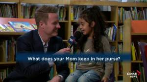 What kids have to say about their moms ahead of Mother's Day