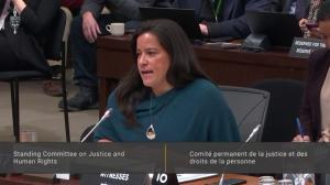 Wilson-Raybould won't say if she has confidence in the Prime Minister