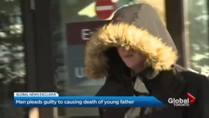 Newmarket man pleads guilty to criminal negligence causing death of young husband and father