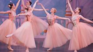 The Moscow Ballet's Great Russian Nutcracker performing with local talent