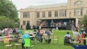 Play video: National aboriginal day in Saskatoon