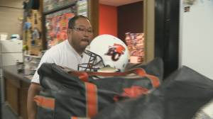 Squire Barnes looks back at the life of the long-time equipment manager for the BC Lions