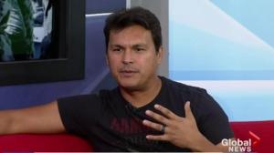 Adam Beach dispels Aboriginal myths in Hollywood movies