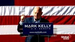 Retired NASA astronaut Mark Kelly launches bid for U.S. Senate