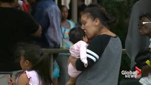 Death toll from Hurricane Harvey rises as more residents search for safety
