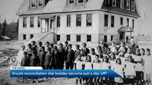 "The government is considering a national holiday for legacy of residential schools but does it risk becoming ""just a holiday?"""