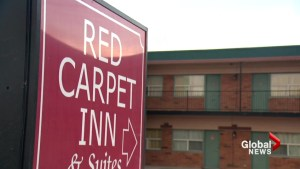 Man in custody after woman found dead in Montgomery hotel