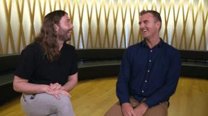 Jonathan Van Ness Talks Antoni Porowski & 'Queer Eye'