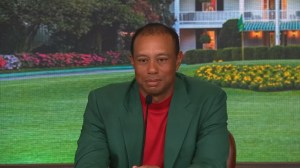 Tiger Woods talks about back injury which almost took him out of golf, says he's 'creating new memories'