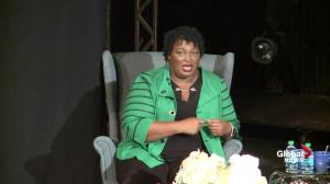 Stacey Abrams says '2018 is our time because we can't wait any longer'