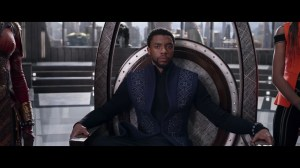Black Panther movie trailer