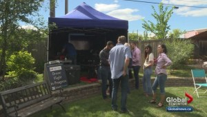 Edmonton tech barbecue connects innovators with investors