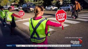 A look at the important role played by the AMA School Safety Patrol