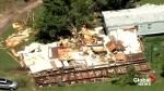 Tornadoes hammer Oklahoma City area