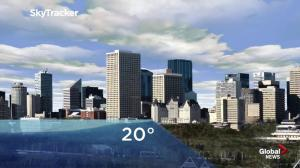 Edmonton early morning weather forecast: Monday, April 22, 2019