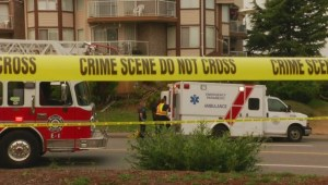 Police are investigating a shooting in Abbotsford