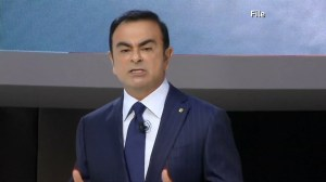Nissan former chairman Carlos Ghosn indicted by prosecutors in Japan