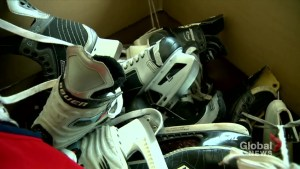 Skate to Great looking for used skates and equipment