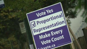 Confusion surrounds electoral reform ballots that have begun arriving at B.C. homes