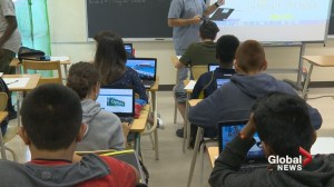 Year-round school starts for some Calgary students
