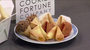 Learn how to make fortune cookies