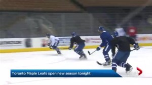 Hopes are high as Maple Leafs embark on brand new season