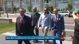 New bail conditions for accused in Dafonte Miller case