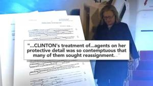 Trump using FBI documents to attack Hillary Clinton over email scandal