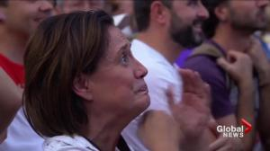 Spain issues ultimatum to Catalonia regarding independence