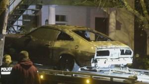 Montreal police arson squad investigating Lachine car fire