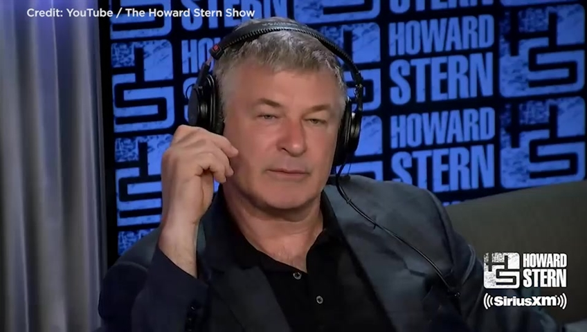 Alec Baldwin Says He Would Win the Presidency if He Ever Ran