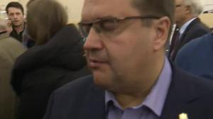 Montreal Mayor Denis Coderre discusses the arrival of Syrian refugees