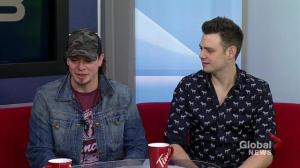 Hunter Brothers hit Saskatoon on Paul Brandt's the Journey Tour
