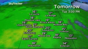 Saskatoon weather outlook: fall colours in full swing, warm up ahead