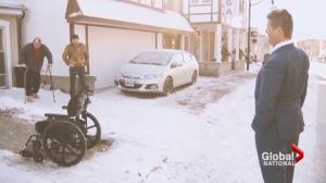 Everyday Hero: John Cairns, Wheelchair of Hope founder