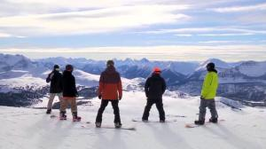 AMA Travel: Winter ski season begins at Alberta mountain hills