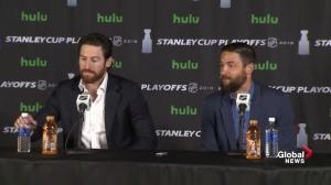 'Team is for real': Golden Knights on being surprise expansion team