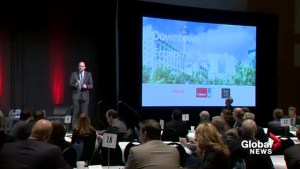 Calgary conference brainstorms solutions to empty downtown towers