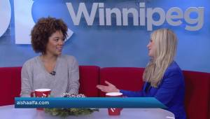 Winnipeg raised actor and comedian home for the holidays