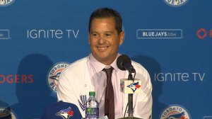 'I love Canada' proclaims new Jays manager Montoyo